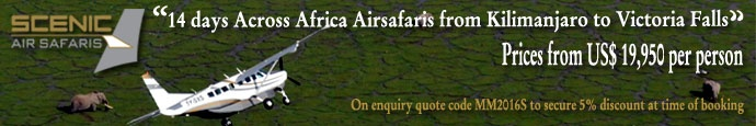 Scenic Air Safaris